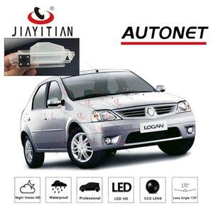 JiaYiTian Rear Camera For Logan 1 Dacia Logan 1 2004~2012 Symbol II backup camera Reverse License Plate car