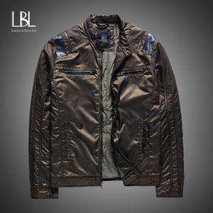 2020 Mens Jacket Coats Casual Windbreaker Zipper Pockets Men's Overalls Bomber Jacket Hip Hop Streetwear Man Outwear