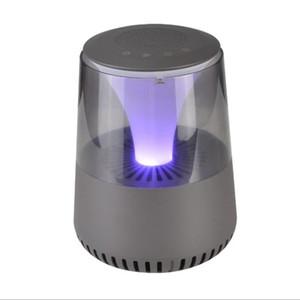 Desktop Air Purifier Bluetooth Speaker HEPA Filter Negative Ion Purifier Air