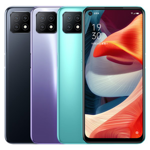 Original Oppo A53 5G Mobile Phone 6GB RAM 128GB ROM MTK 720 Android 6.5 inches Full Screen 16MP 4040mAh Face ID Fingerprint Smart Cell Phone