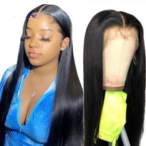 Brazilian 4*4 Lace Frontal Wig Lace Front Human Hair Wigs Lace Frontal Human Hair Wigs Baby Hair Women
