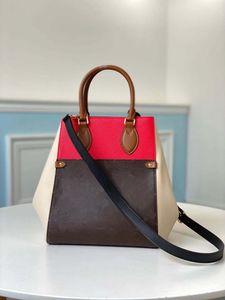 M45389 Falten-Tote PM Neue Mode Frauen Umhängetaschen Crossbody Taschen Kleine Falten Tasche Handtaschen Clutch Taschen Rucksack Taschenbuch Brieftaschen M45388