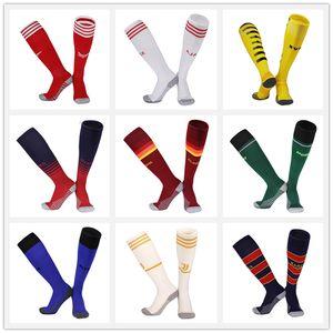 Adult Kids 2021 motion Real Sports Soccer socks James Bale Ronaldo modric marcelo Madrid MBAPPE 2021 More different Football socks