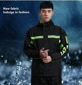 Nuovi Pantaloni Raincoat Pantaloni Piove Spalato Guida Impermeabile Vestito da ciclismo Attrezzo protettivo Abbigliamento Moto Abbigliamento elettrico Anti-tempesta Anti-tempesta