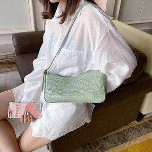 Soft Underarm Shoulder Messenger Bag PU Leather Fashion Casual Fashion Shoulder Soft Crossbody Bags Women Totes Clutch Bag