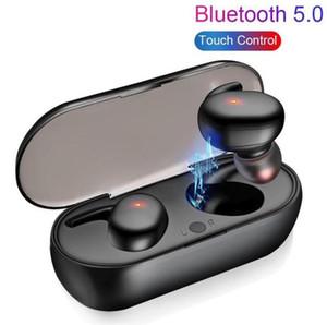 Tws Bluetooth Écouteurs sans fil Écouteurs Écouteurs Écouteurs avec boîte de chargement