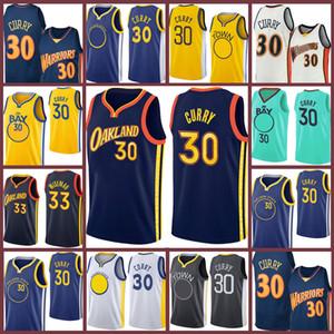 Stephen 30 Curry 33 Wiseman 13 Harden 34 John 1 Wall Olajuwon Jersey di basket 2021 Nuovo 34 maglie di Hakeem