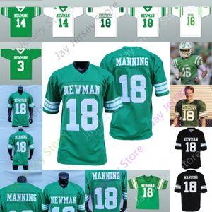 2020 Isidore Newman High School Football Jersey 16 Arch Manning 3 Odell Beckham Jr. Cooper Peyton Eli Manning 2021 новый