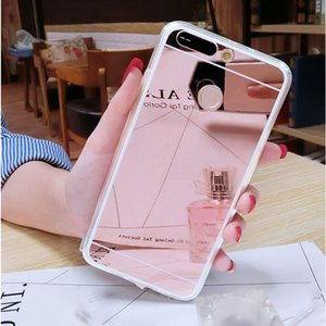 Original Luxury Mirror Case For Huawei P8 P9 P10 P20 Lite Plus 2017 Nova 2 Plus Enjoy 6s 7s 8 Plus Mate jllJxu