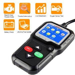 OBD2 Scanner OBD 2 Auto Diagnostica Auto Diagnostic Strumento KONNWEI KW680S Russian Lingua Auto Scanner Strumenti Scanner diagnostico
