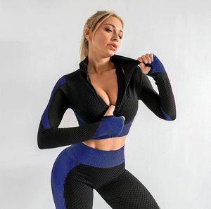 Women Tracksuit Two Pieces Set Long Sleeve Outfits Zipper Cardigan fashion Plus Size Sportswear Jogging suits Streetwear Clothes S-XXL