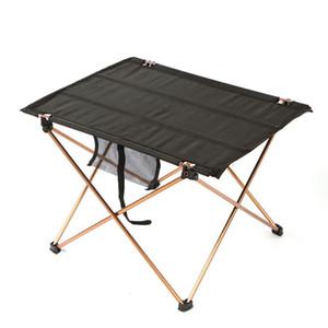 Открытая мебель портативный складной стол Campsho Camping Tables Picnic 6061 алюминиевый сплав ультра легкий складной садовый стол Q1130