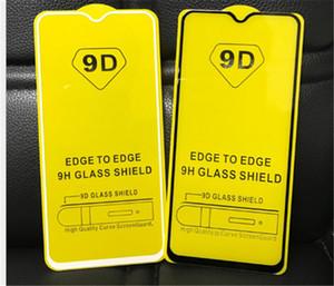 9D Full Town Screen Protector Saver para iPhone 12 Mini Pro Max 11 XS x XR 8 7 6 MÁS Guardia de cubierta de vidrio templado