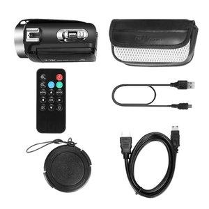 2.7k / 30 Megapixel HD Цифровая видеокамера WiFi Night Vision DV Home Travel Camera Видеорегистратор