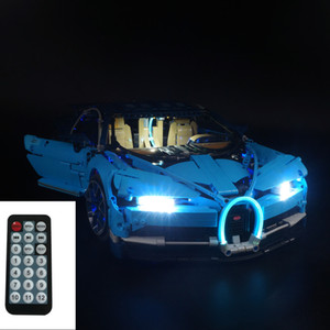 LED Light Kit for Technic Series 42083 Chiron Toys Build Blocks Light Set (Only Light Kit المدرجة) Q1126