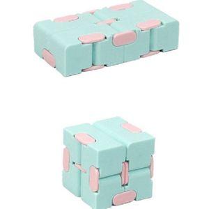 Creative Douyin Infinite Rubik's Cube Decumpression Action Artifact لعب Flip Pocket Infinite Cube Order Urder Rubik