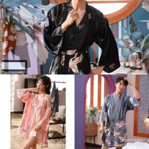 1UT SEXY Кружевная атласная сексуальная длинная шифоновая халат повседневная халат брюки шорты ледяные шелковые белье набор пижамы пижамы пижамы пижама