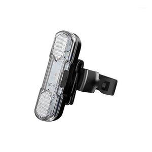 Kongyide Vélo Light Queue Étanche Étanche Charging Bicyclette USB Tail Rotatique pour Bike Fiets1