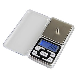 Electronic Scale 0.01g Mini Jewelry Weighing Scale Scales for Kitchen100 200 300 500g