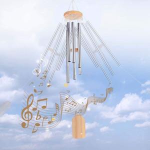 Beath Chimes открытый удивительный благодать ветер chime 6 металлические трубки ветер chimes открытый лучший подарок для мамы семьи ccd3470