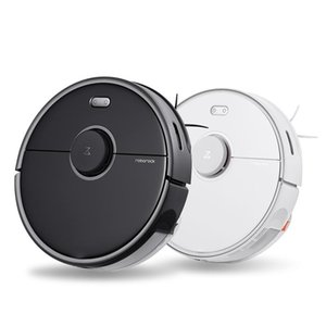 Roborock S5 Max Robot Vacuum Cleaner Automatic Smart Planned Sweeping Dust Sterilize Washing Mop Sweeping Pet Hairs APP Control