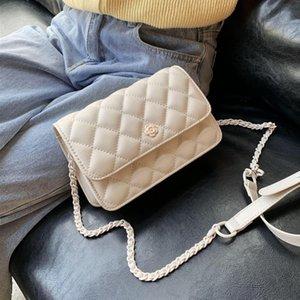 New Fashion Women Handbag Purses High Quality Flap Lady Shoulder Bags Plain Designer Crossbody Women Bag Ins Hot Selling Bag