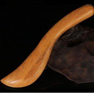 Piatti di raschiatura di sandalo Lastre di legno dell occhio di legno del lamiera di legno massaggiatore per il corpo del corpo della salute del corpo1