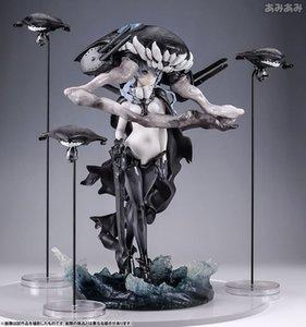 Yeni Varış Anime Kantai Koleksiyonu GSC Hava Zanaat WO-Class Kancolle PVC Action Figure Tahsil Model Oyuncaklar Lelakaya Yepyeni X0121