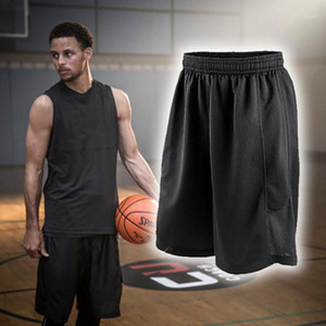 New Black Basketball Comfortable Shorts Quick Dry Breathable Training Basket-ball Jersey Sport Running Shorts Men Sportswear1