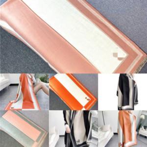 VGY9R Paillette Kopf Schal Frau Seidedraht Baotou Tuch Schal Slide Projektor Silber Luxus Brief Araber Lange AOF Schal Muslim Rechteck
