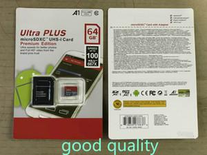 1pcs 32GB / 64GB / 128GB / 256 Go SDK Micro SD Card / PC TF Carte C10 / Capacité réelle Carte mémoire / Caméra HD Caméra SDXC Carte de stockage 100MB
