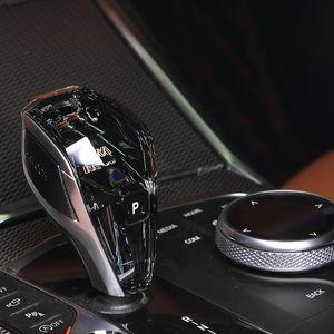 Luxury Crystal gear shift knob apply to BMW 1 2 series M mark F20 F21 F22 Car accessories(Customizable)