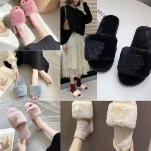 Wkmmf mulheres slippers efêmer home slipper rebites rives slides aberto sapatos dedos sapatos desenhista glitter verão plus size preto branco ao ar livre