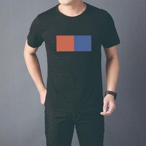 Nueva camiseta para hombre T Shirt T Shirt T Shirt Stylist de Alta Calidad T Shirt Hip Hop Hombres Mujeres Carta Impresión Manga Corta Vectores