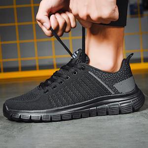 Мужские одевает обувь удобные дышащие туфли ходьбы