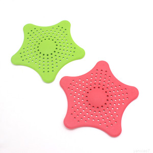 Bathroom home Sewer Outfall Strainer Anti blocking Catches Cover Floor Drain Filter Kitchen Sinks