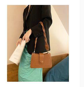 Underarm bag women's bags 2020 new small square bag messenger shoulder bag