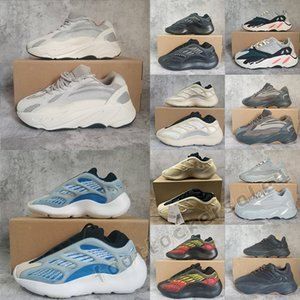 yeezy 700 v3 yezzy yeezys 2021 Safflower Kyanite Arzareth Alvah 700 v3 Scarpe da corsa 500 Bone Salt v2 Static Mauve Kanye West Mens Womens Sports Sneakers Trainers
