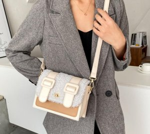 Designer-2020 Travel Handbag latest popular Women Shoulder Bag Crossbody Bags Fashion lamb wool Messenger Bag