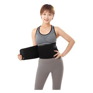 Waist Trainer Nylon Shaper Belt Gym Girdles Men Woman Sweat Belt Adjustable Loss Fat Slimming Exercise Belly Body Waist Support