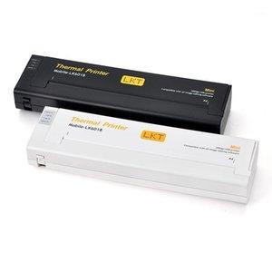 USB 미니 열전 사 프린터 A4 휴대용 복사기 장치 문신 프린터 사진 전송 기계 드로잉 열 스텐실 문신 도구 1