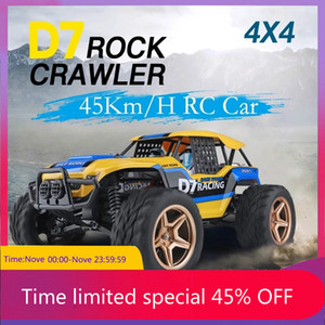 Electric RC car toys 12402a 45Km h Buggy High Speed 4WD Remote Control Vehicle Models Adults Off-Road Christmas Gift