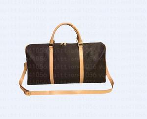 2019 new fashion men women travel bag duffle bag, brand designer uggage handbags large capacity sport bag 55X26X34CM 88658 1388