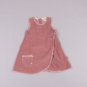 Clearance sale corduroy girls dresses autumn winter sleeveless kids dress baby girl dress princess dress baby girl clothes Z252