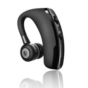 Wireless Bluetooth Headphones Business Earphone Drive Earbuds Headset With Mic Stereo CSR 4.1 Noise Cancelling Voice Control High Quality