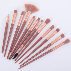 12pcs set Makeup Brushes Blending Foundation Eyeshadow Powder Eyes Eyebrow Lip Eyeliner Make up Brush Cosmetic Tool hot