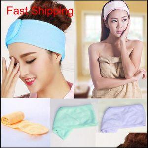 Popular Cute Soft Towel Hair Band Wrap Headband For Bath Spa Yoga Sport Make Up Pwgg7 Q8D6Q Hgjw7 Lvwiv Yy81T Kqnrc Adxn1 2Pry7 Bkzfa X5Rht