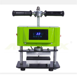 AUPLEX AP1907 تويست دليل الصناديق الصحافة آلة المزدوج لوحة التدفئة الحرارة آلة الصحافة المزدوج التدفئة النفط الشمع عشب القشاب استخراج أداة