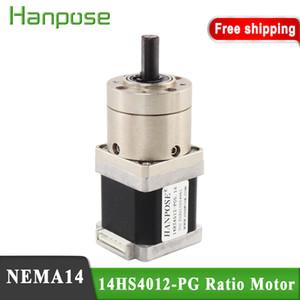 1pcs Nema14 14HS4012-PG MM Extruder Gear 42 Motor 100-1 139 189 264 Stepper Motor Ratio Optional Planetary For 3D Printer