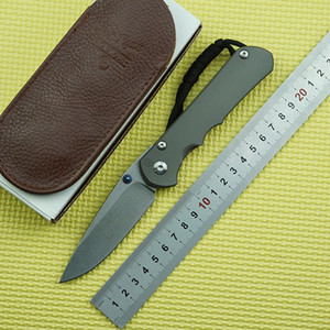 Chris Reeve Large Sebenza Inkosi 25 Idaho Made S35VN Tactical Folding Knife Outdoor Camping Hunting Survival Pocket Utility EDC Collection